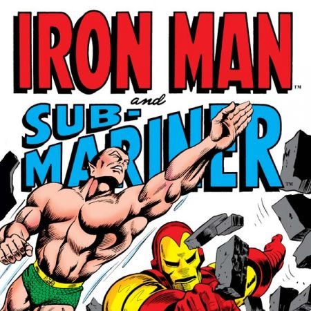 Iron Man and Sub-Mariner (1968)