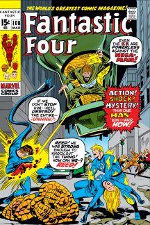 Fantastic Four #108