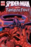 SPIDER-MAN AND THE FANTASTIC FOUR (2007) #4