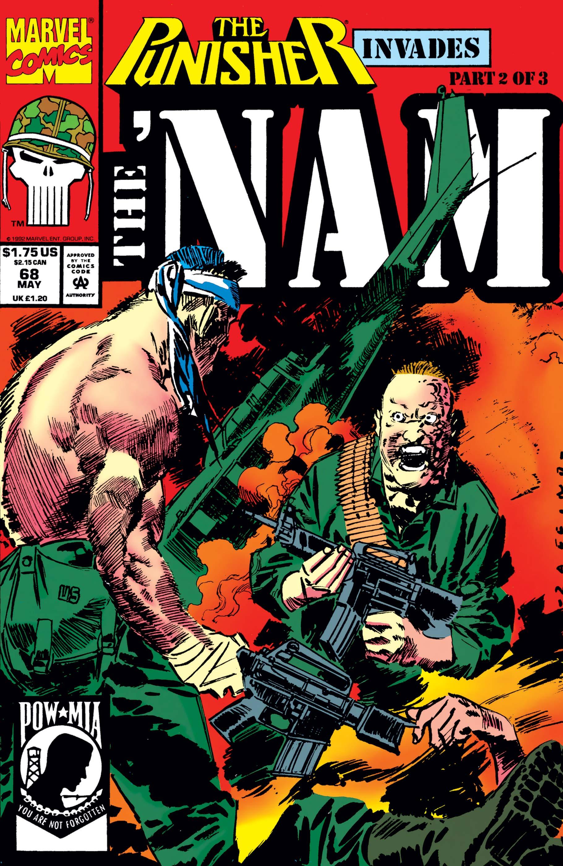 The 'Nam (1986) #68