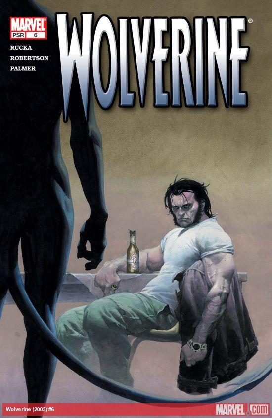 Wolverine (2003) #6