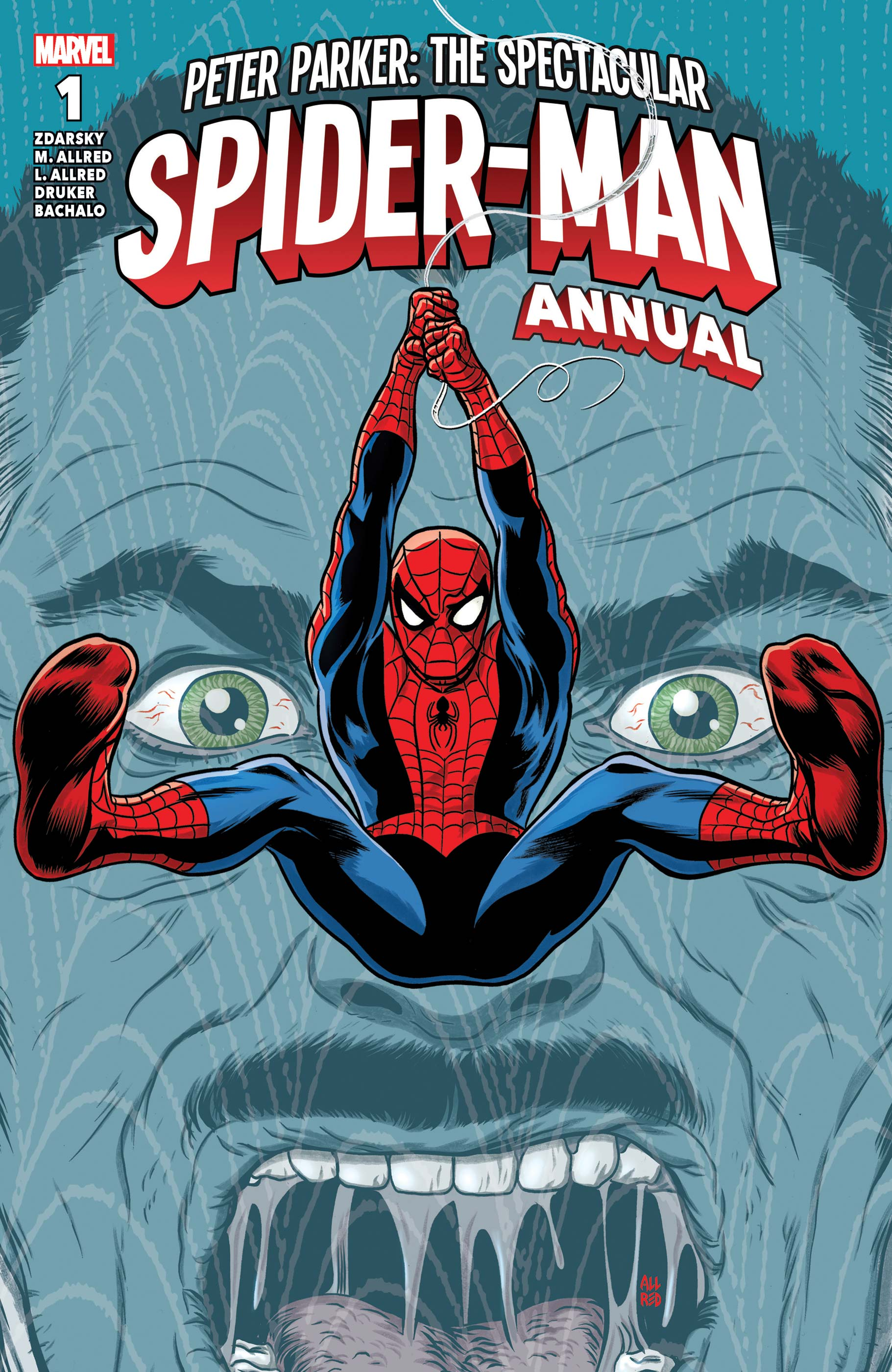Peter Parker: The Spectacular Spider-Man Annual (2018) #1