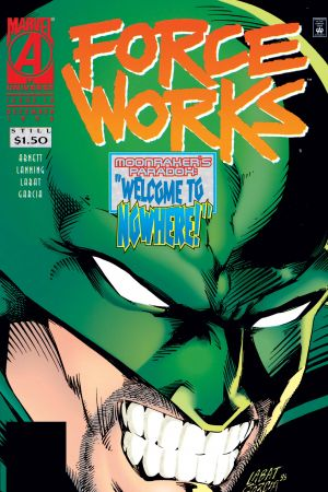 Force Works (1994) #18