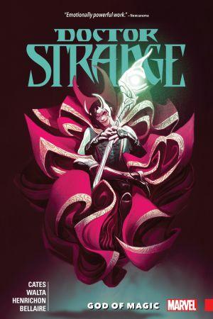Doctor Strange By Donny Cates Vol. 1: God Of Magic (Trade Paperback)