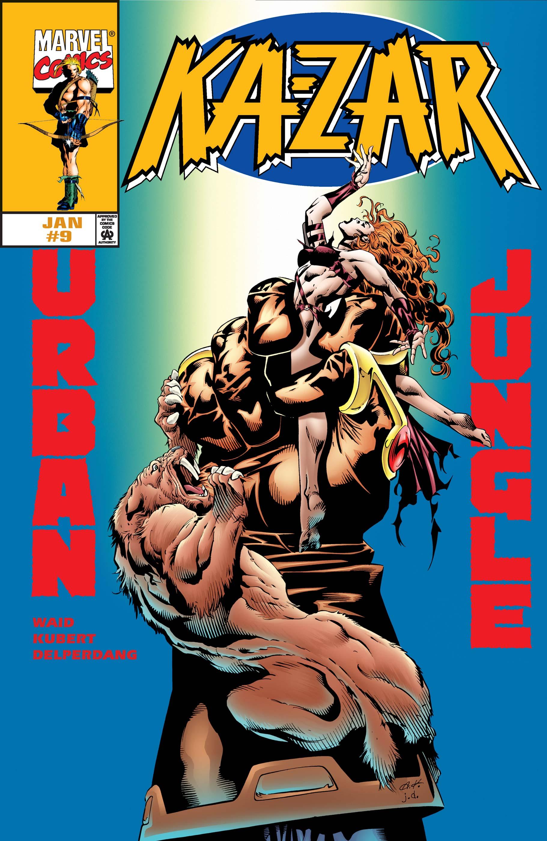 Ka-Zar (1997) #9