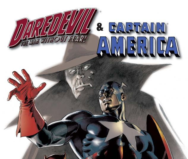 Daredevil & Captain America: Dead on Arrival (2008) #1