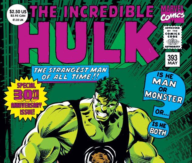 Incredible Hulk (1962) #393