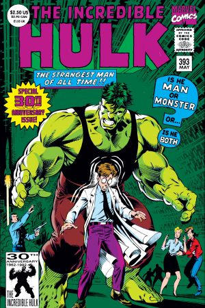 Incredible Hulk (1962) #393