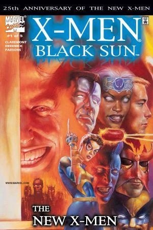 X-Men: Black Sun #1