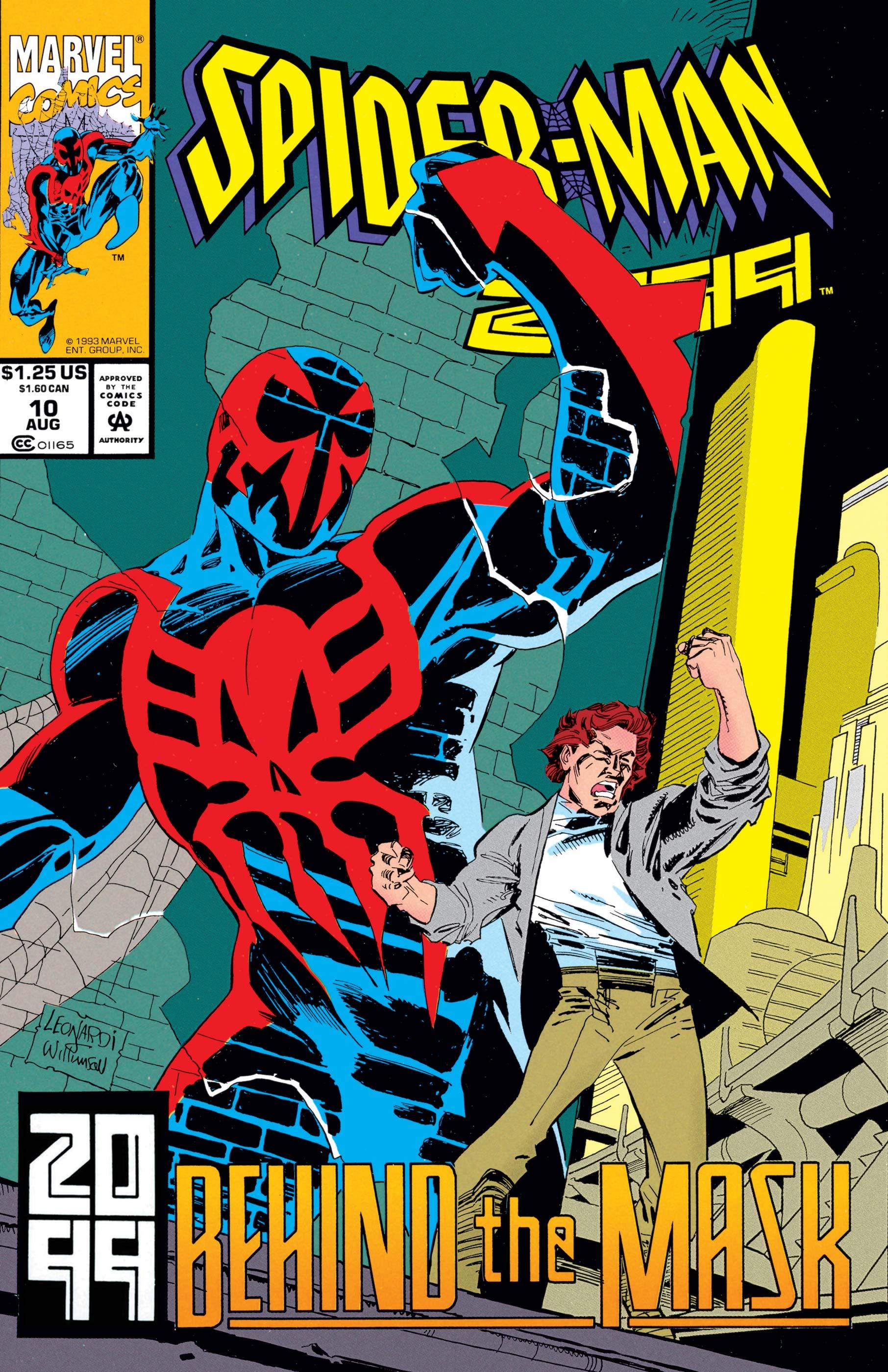 Spider-Man 2099 (1992) #10