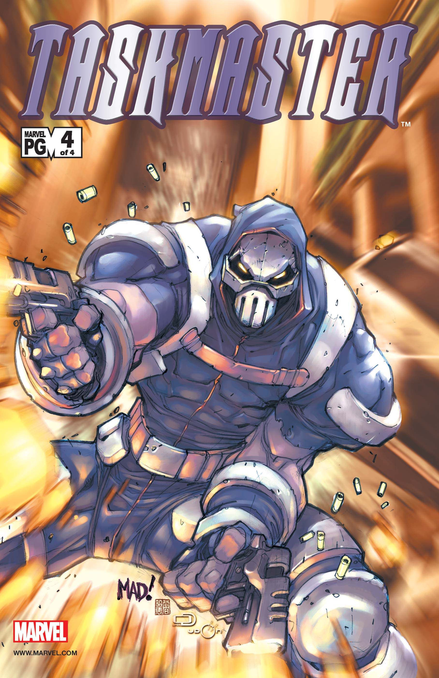 Taskmaster (2002) #4