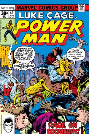 Power Man #46