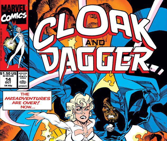Cloak and Dagger #14