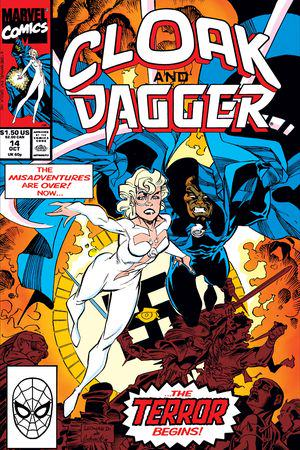 The Mutant Misadventures of Cloak and Dagger (1988) #14