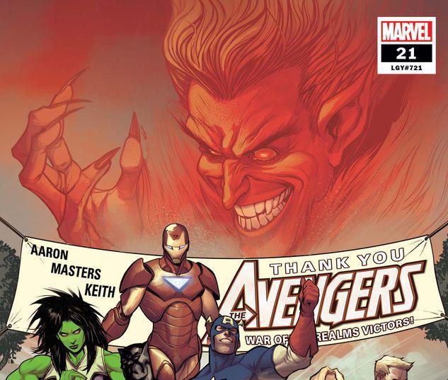 Avengers #21