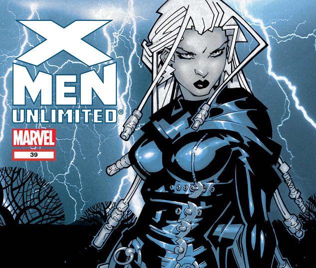 X-Men Unlimited #39