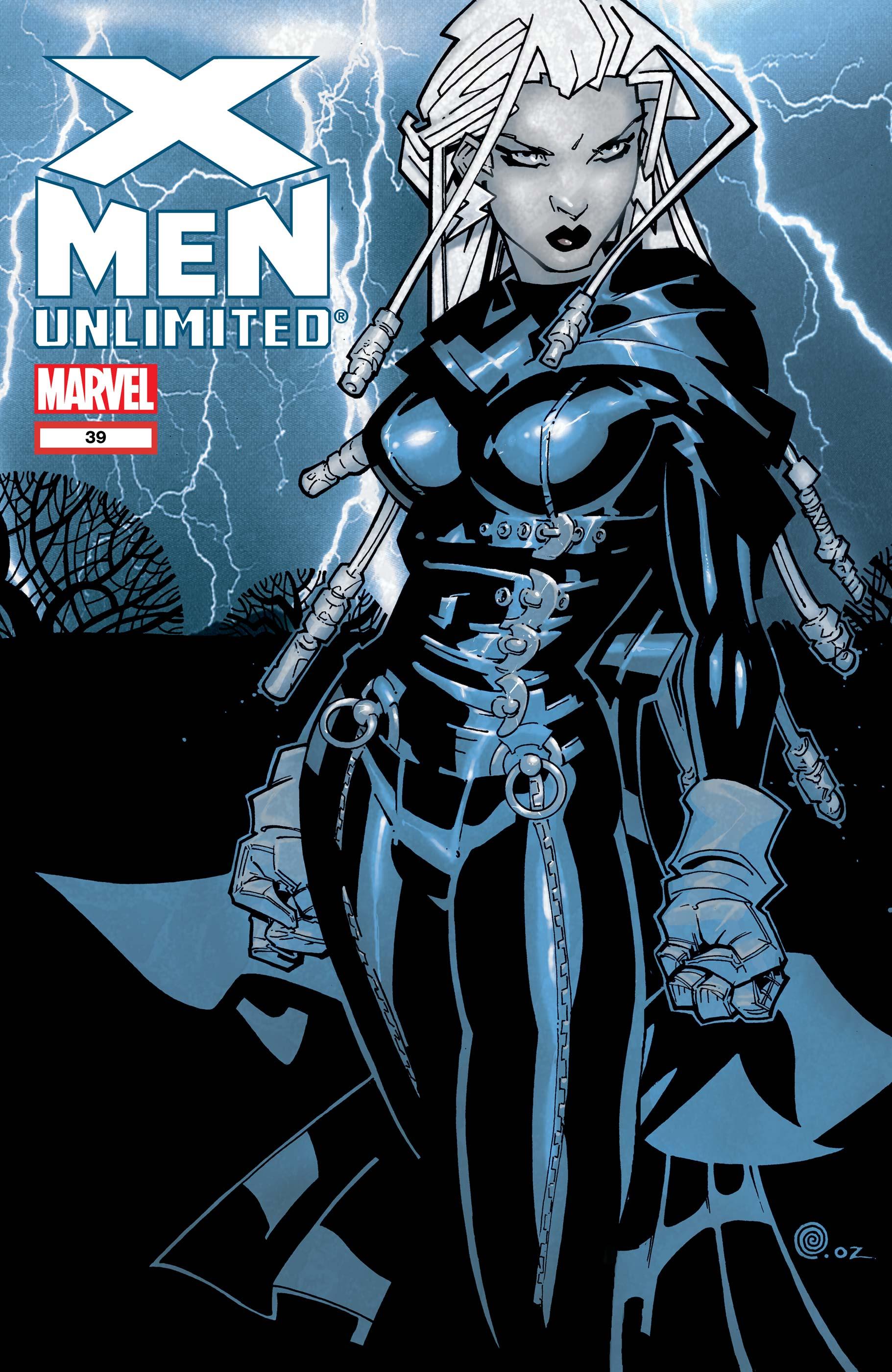 X-Men Unlimited (1993) #39