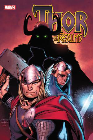 Thor Of The Realms (Trade Paperback)