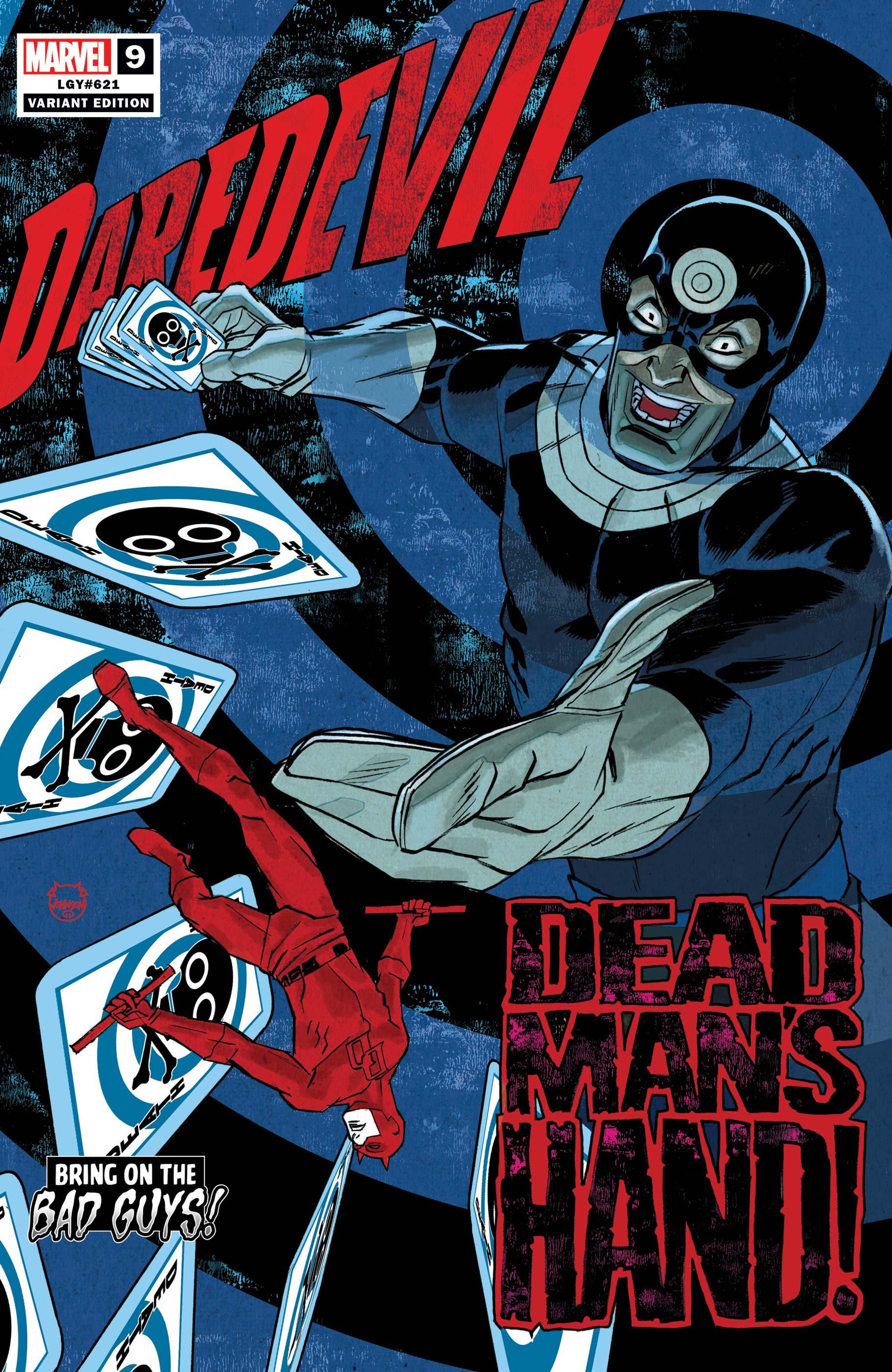 Daredevil (2019) #9 (Variant)