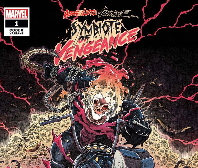 ABSOLUTE CARNAGE: SYMBIOTE OF VENGEANCE 1 STOKOE CODEX VARIANT #1