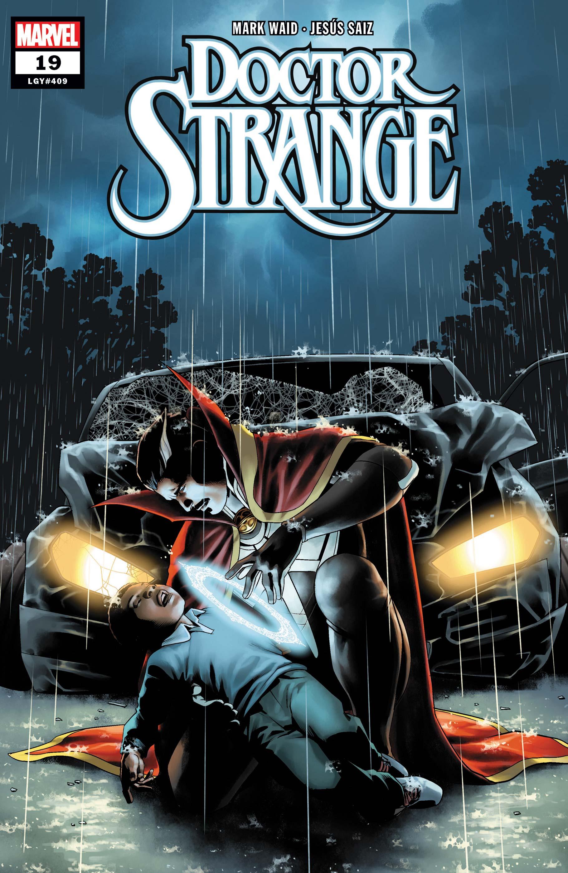 Doctor Strange (2018) #19
