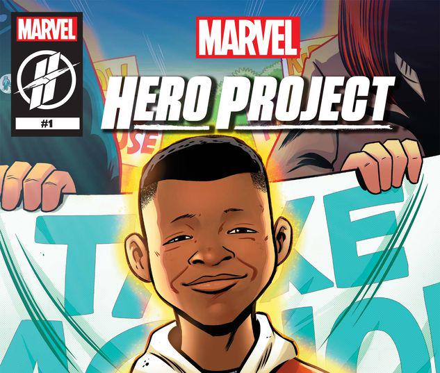 MARVEL'S HERO PROJECT SEASON 1: INCREDIBLE ELIJAH #1