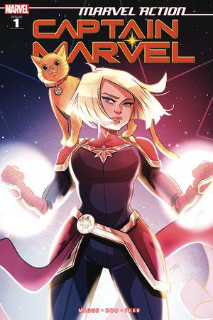 Marvel Action Captain Marvel (2019) #1