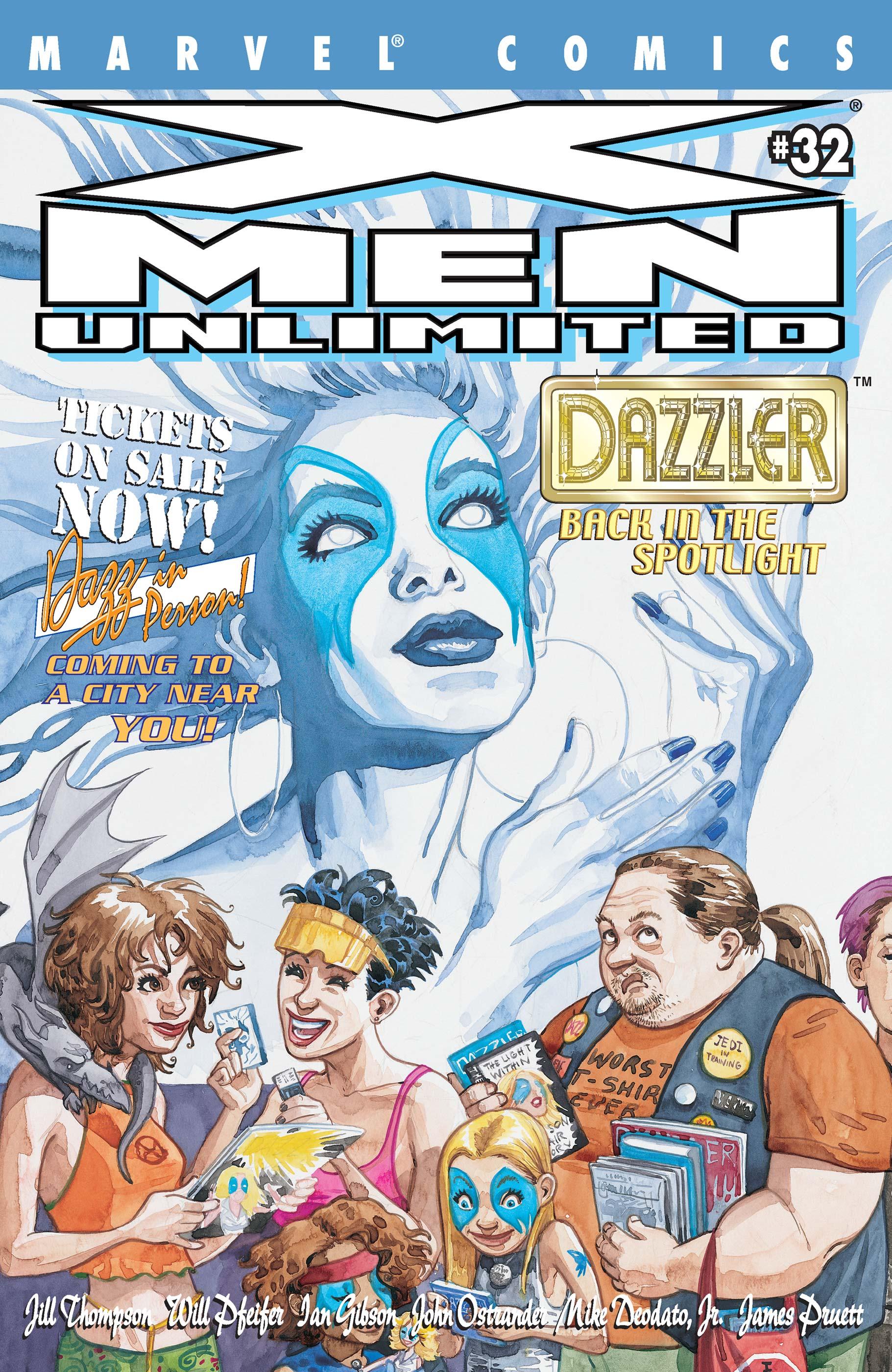 X-Men Unlimited (1993) #32