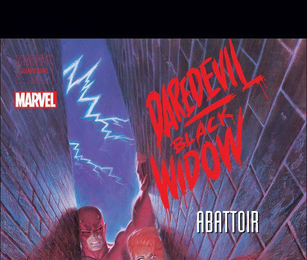 DAREDEVIL/BLACK WIDOW: ABATTOIR GRAPHIC NOVEL 1 #1