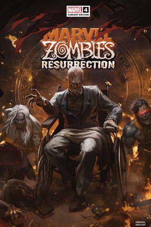 Marvel Zombies: Resurrection (2020) #4 (Variant)