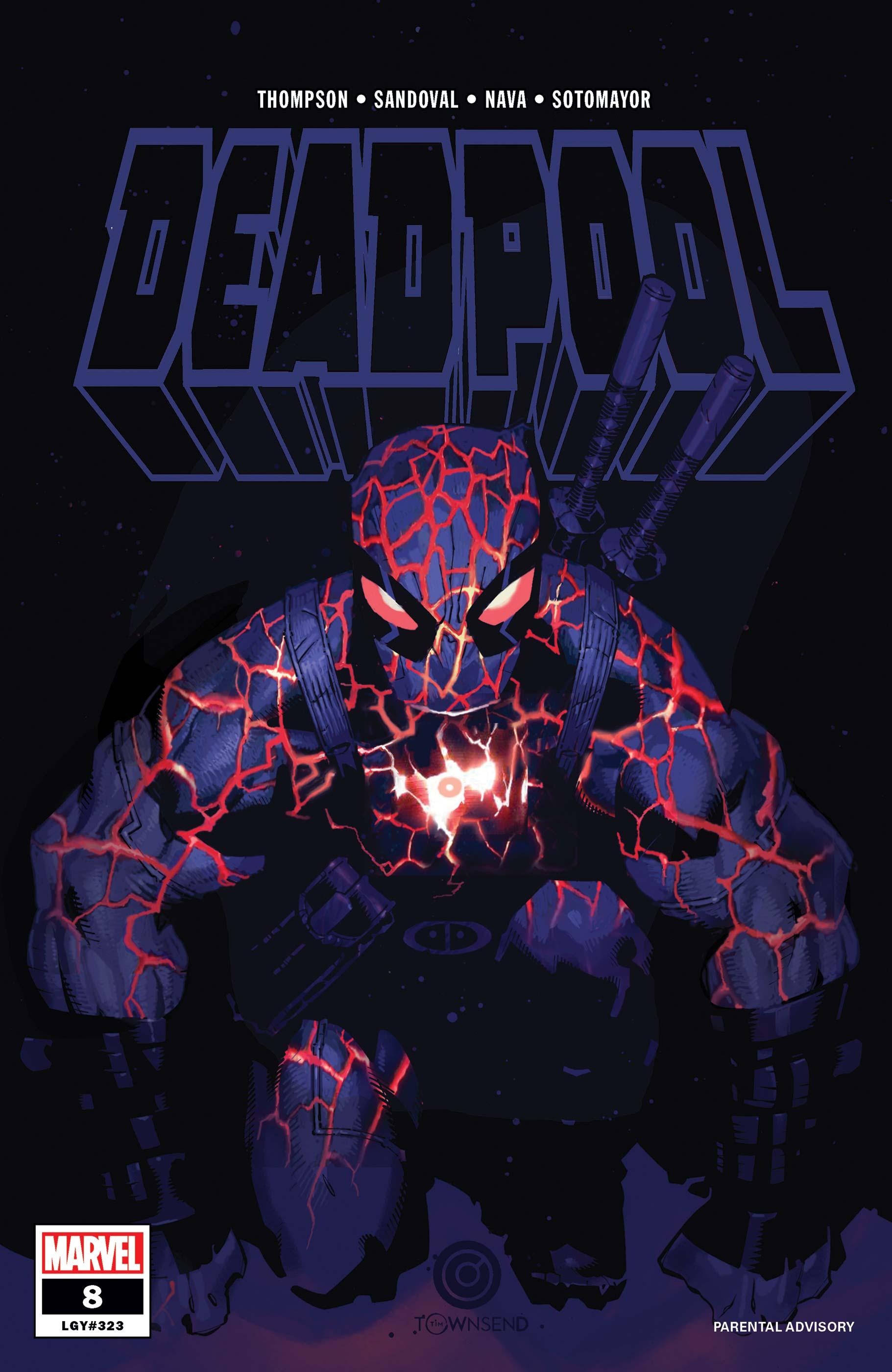 Deadpool (2019) #8