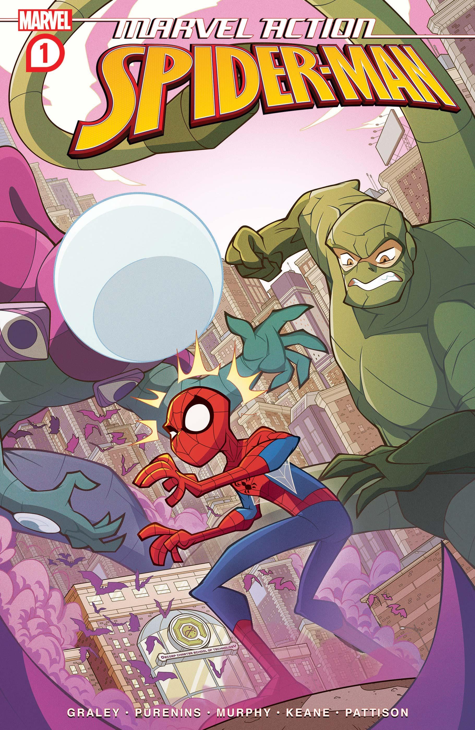 Marvel Action Spider-Man (2021) #1