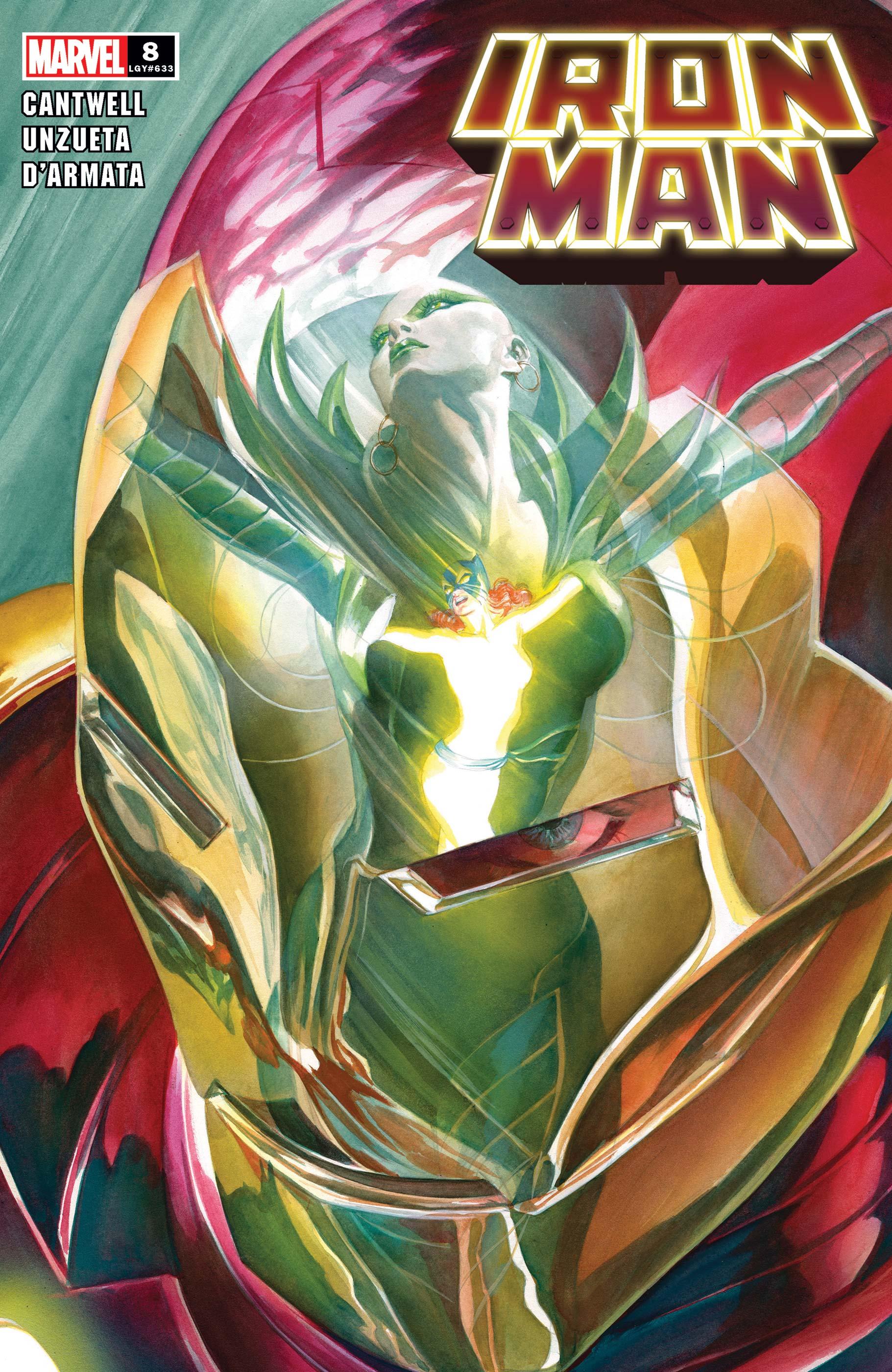 Iron Man (2020) #8