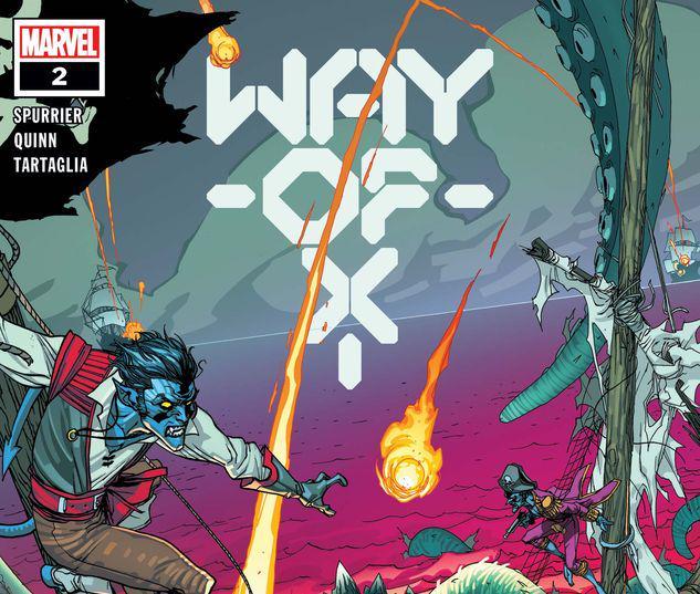 Way of X #2