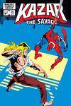 Ka-Zar the Savage #25