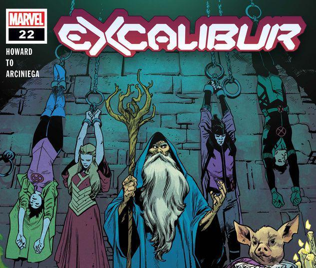 Excalibur #22