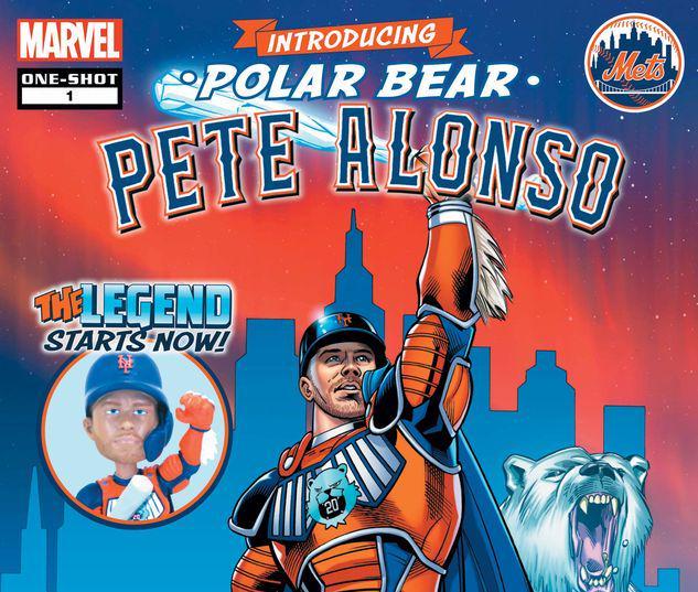 POLAR BEAR PETE ALONSO 1 #1