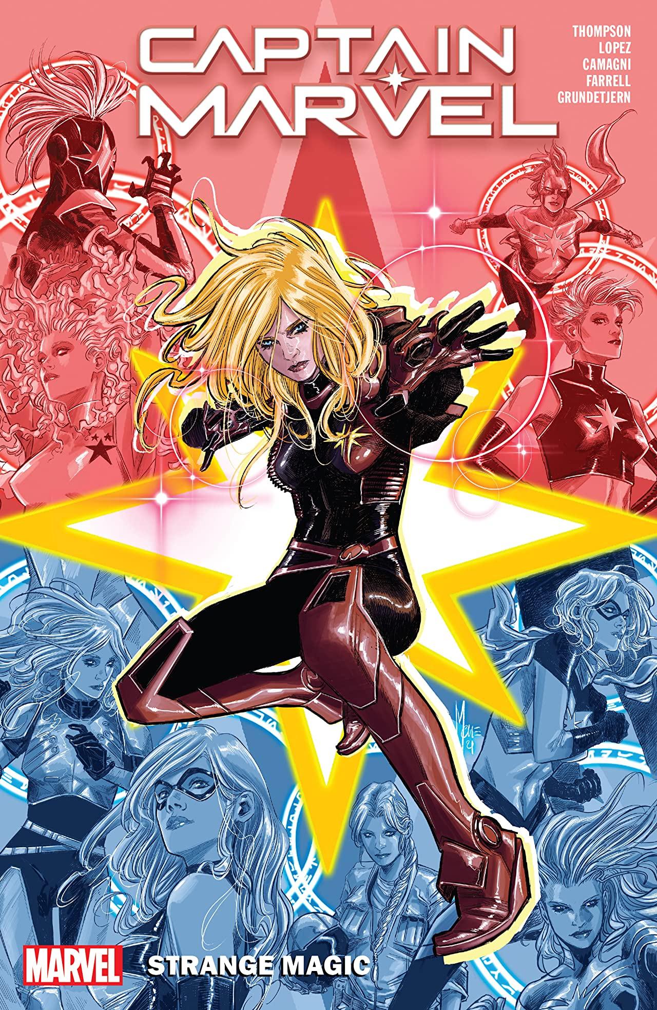 Captain Marvel Vol. 6: Strange Magic (Trade Paperback)