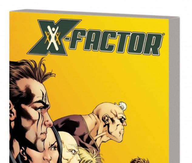 X-FACTOR VOL. 7: TIME AND A HALF TPB