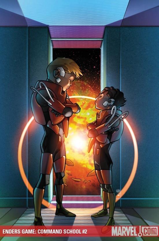 Enders Game: Command School (2009) #2