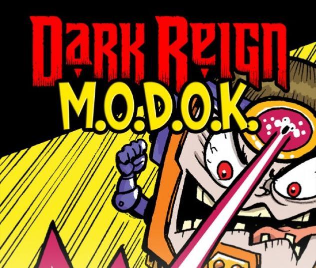 DARK REIGN: M.O.D.O.K. #3
