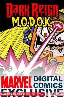 Dark Reign: M.O.D.O.K. (2009) #3