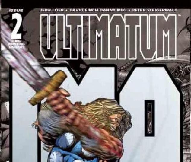 ULTIMATUM #2 (3RD PRINTING VARIANT)