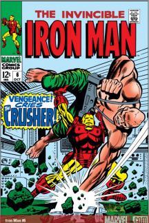Iron Man (1968) #6