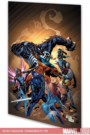 Secret Invasion: Thunderbolts (Trade Paperback)