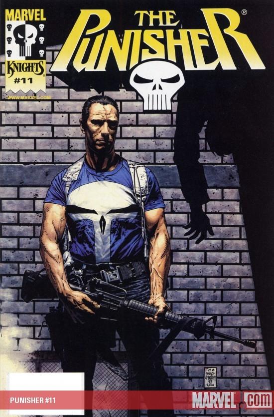 Punisher (2000) #11