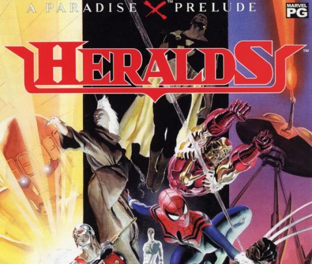 Paradise X: Heralds #1