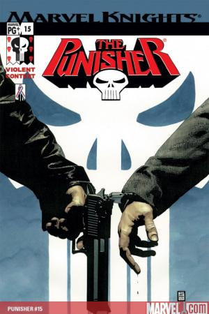 Punisher (2001) #15