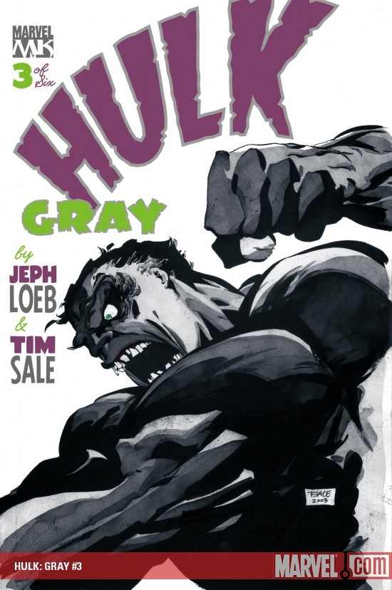 Hulk: Gray (2003) #3