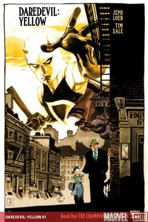 Daredevil: Yellow (2001) #1